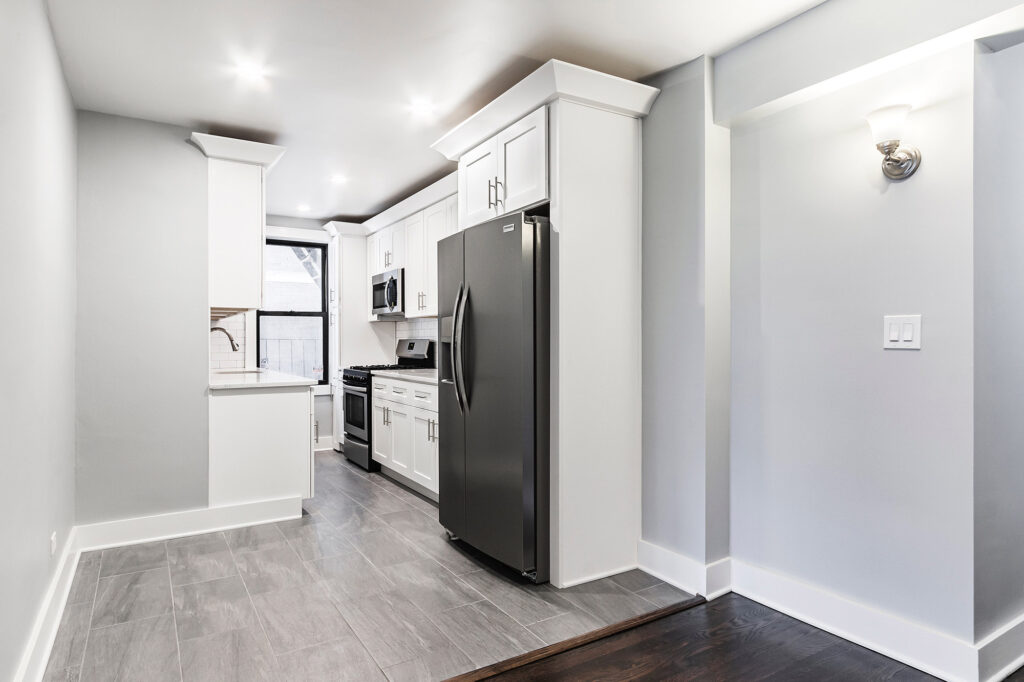 525 W 235 St #3A-Dining-Open Kitchen-NYC